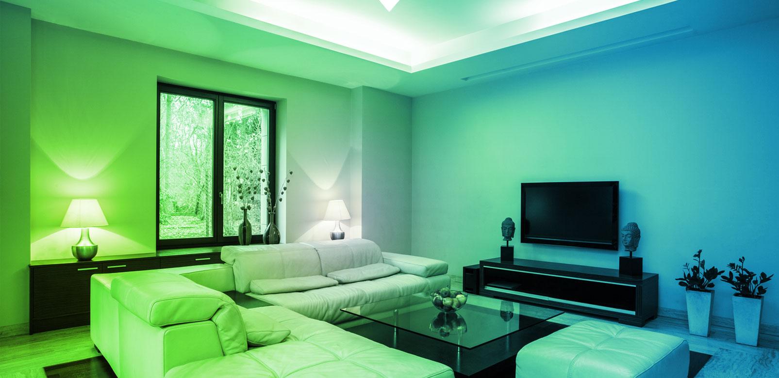 Verlichting anno nu de wifi led lamp van stiplight 64 miljoen kleuren om uit te kiezen rgbcw parisarafo Image collections